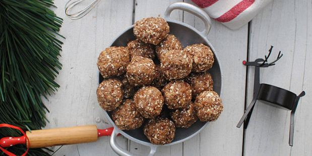 Gingerbread Balls Photo by Beach Body