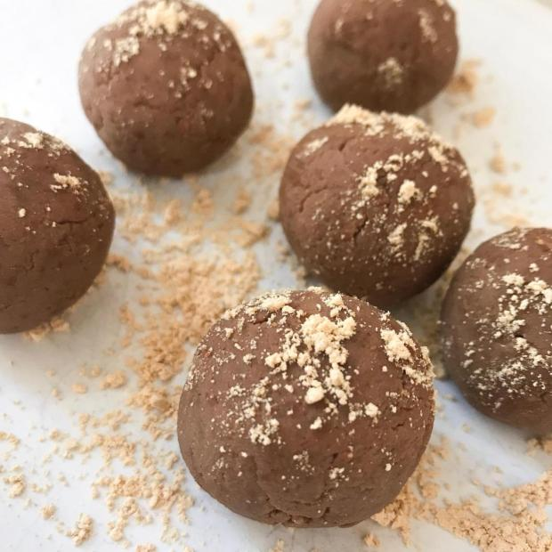 Chocolate Recover Truffles