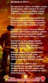 Alevi Bektaşi Kızılbaş Pir Sultan Devrimci Aleviler Birliği DAB niye