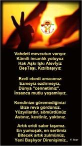 Alevi Bektaşi Kızılbaş Pir Sultan Devrimci Aleviler Birliği DAB zafer bayrak yeni direnis