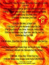 Alevi Bektaşi Kızılbaş Pir Sultan Devrimci Aleviler Birliği DAB UYAN 8 mart kadin