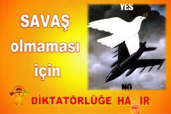 Devrimci Aleviler Birliği DAB Alevi Kızılbaş Bektaşi pir sultan cem hz Ali 12 imam semah Feramuz Şah Acar 10 hayir savas baris