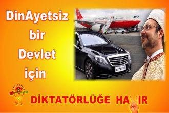 Devrimci Aleviler Birliği DAB Alevi Kızılbaş Bektaşi pir sultan cem hz Ali 12 imam semah Feramuz Şah Acar 16 hayir diyanet dib