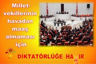 Devrimci Aleviler Birliği DAB Alevi Kızılbaş Bektaşi pir sultan cem hz Ali 12 imam semah Feramuz Şah Acar 17 hayir miletvekili