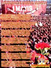 Devrimci Aleviler Birliği DAB Alevi Kızılbaş Bektaşi pir sultan cem hz Ali 12 imam semah Feramuz Şah Acar 1_Mayis__77TAKSiME
