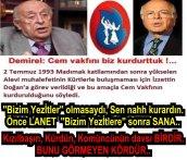 Devrimci Aleviler Birliği DAB Alevi Kızılbaş Bektaşi pir sultan cem hz Ali 12 imam semah Feramuz Şah Acar 365_n