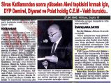 Devrimci Aleviler Birliği DAB Alevi Kızılbaş Bektaşi pir sultan cem hz Ali 12 imam semah Feramuz Şah Acar 4412455837514