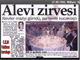 Devrimci Aleviler Birliği DAB Alevi Kızılbaş Bektaşi pir sultan cem hz Ali 12 imam semah Feramuz Şah Acar 4412459437604