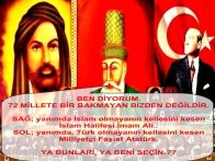 Devrimci Aleviler Birliği DAB Alevi Kızılbaş Bektaşi pir sultan cem hz Ali 12 imam semah Feramuz Şah Acar ata ali HBV secin
