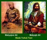 Devrimci Aleviler Birliği DAB Alevi Kızılbaş Bektaşi pir sultan cem hz Ali 12 imam semah Feramuz Şah Acar bizde yuttuk yani makayli ali hz