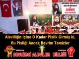Devrimci Aleviler Birliği DAB Alevi Kızılbaş Bektaşi pir sultan cem hz Ali 12 imam semah Feramuz Şah Acar cemevi atatürk bayrak islam devrim temizler