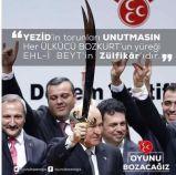 Devrimci Aleviler Birliği DAB Alevi Kızılbaş Bektaşi pir sultan cem hz Ali 12 imam semah Feramuz Şah Acar devlet kilic bahceli