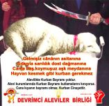 Devrimci Aleviler Birliği DAB Alevi Kızılbaş Bektaşi pir sultan cem hz Ali 12 imam semah Feramuz Şah Acar kurban DAB2