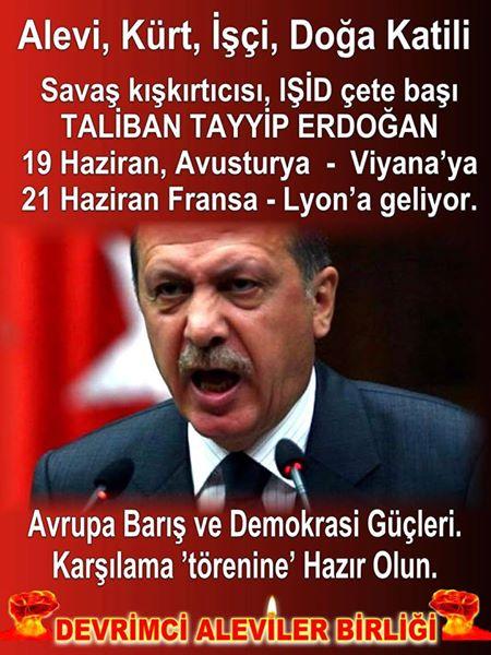 Devrimci Aleviler Birliği DAB Alevi Kızılbaş Bektaşi pir sultan cem hz Ali 12 imam semah Feramuz Şah Acar photo_401411466673915