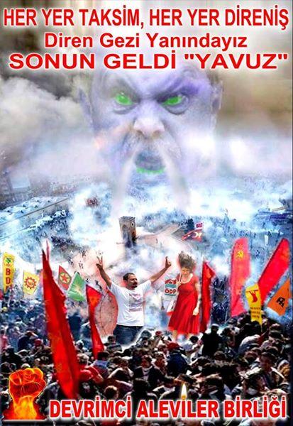 Devrimci Aleviler Birliği DAB Alevi Kızılbaş Bektaşi pir sultan cem hz Ali 12 imam semah Feramuz Şah Acar photo_518563084958752