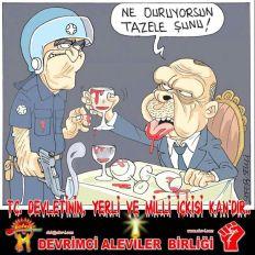 Devrimci Aleviler Birliği DAB Alevi Kızılbaş Bektaşi pir sultan cem hz Ali 12 imam semah Feramuz Şah Acar photo_579287895552937
