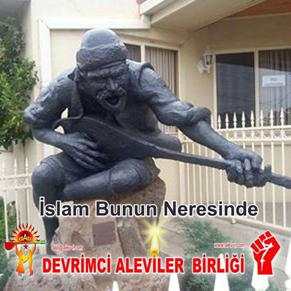 Devrimci Aleviler Birliği DAB Alevi Kızılbaş Bektaşi pir sultan cem hz Ali 12 imam semah Feramuz Şah Acar photo_625229094292150