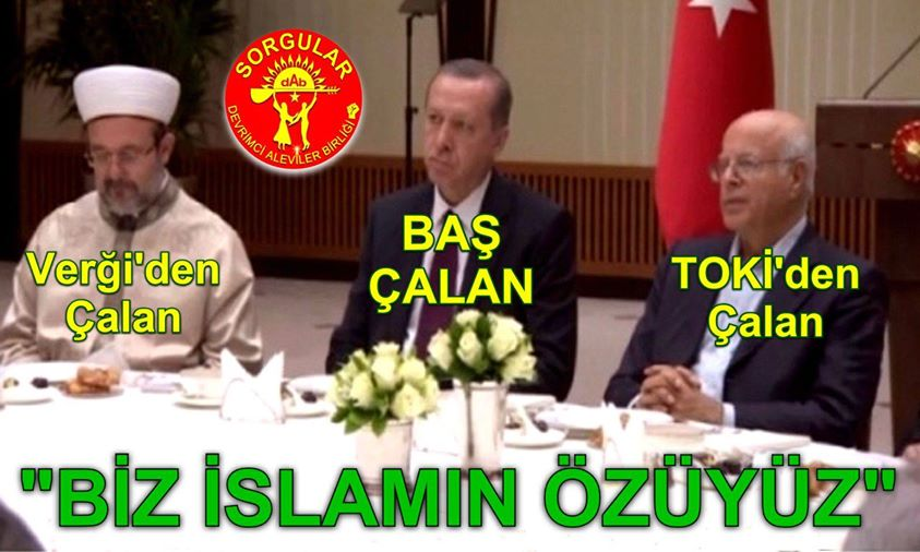 Devrimci Aleviler Birliği DAB Alevi Kızılbaş Bektaşi pir sultan cem hz Ali 12 imam semah Feramuz Şah Acar photo_627478037400589