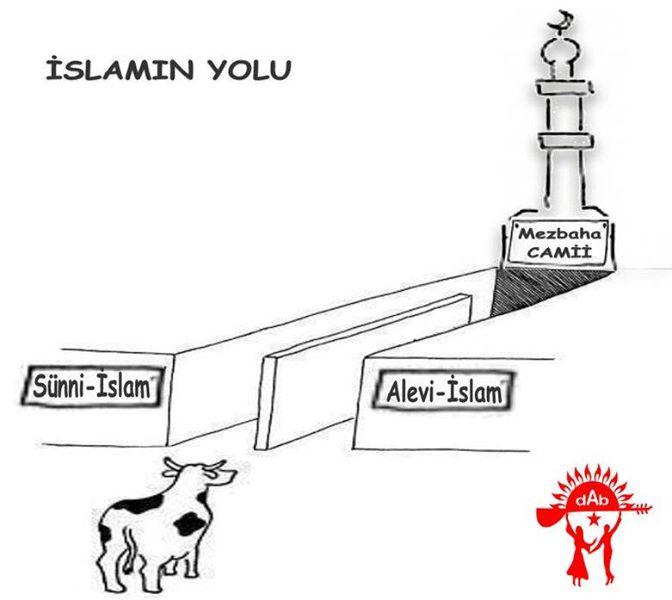 Devrimci Aleviler Birliği DAB Alevi Kızılbaş Bektaşi pir sultan cem hz Ali 12 imam semah Feramuz Şah Acar photo_643317849149941