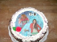 Teenie Torte Hannah Montana