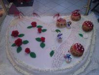 heute schon eine Torte geschlumpft?