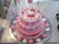 Hello Kitty pretty in pink