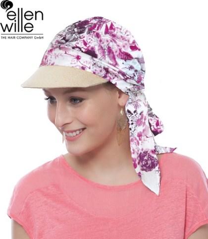 Photo of the turban Ellen Wille's Lonata
