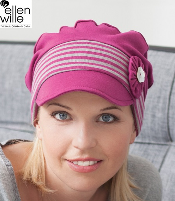 Photo of the turban Ellen Wille's TIva