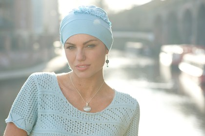 Photo of the turban Rebecca