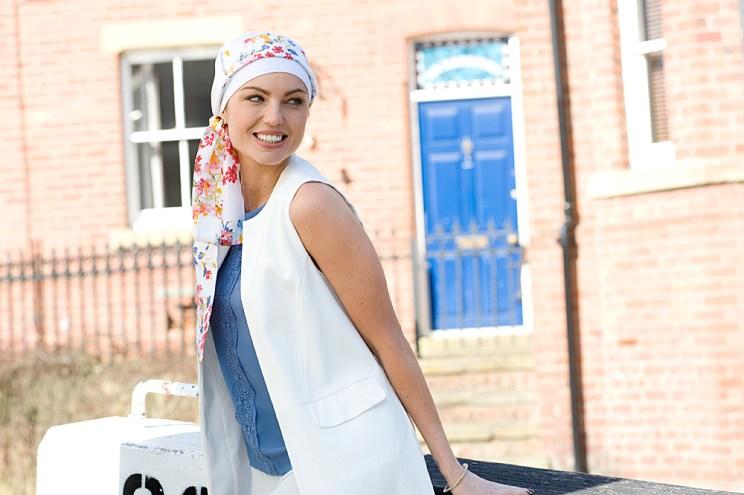 Photo of the turban Yanna White Summentime