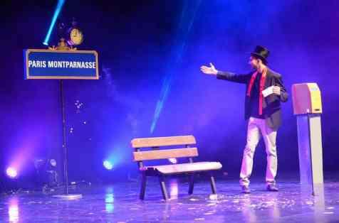 Alexandre Laigneau - Festival international des magiciens