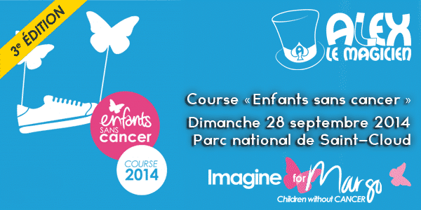 imagine for margo course cancer
