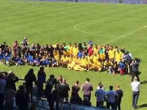 stade angers match caricatif association reves