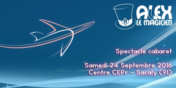 CEPr Saclay DGA spectacle animation magie