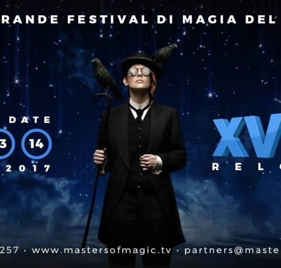 Masters of magic congres italy saint vincent
