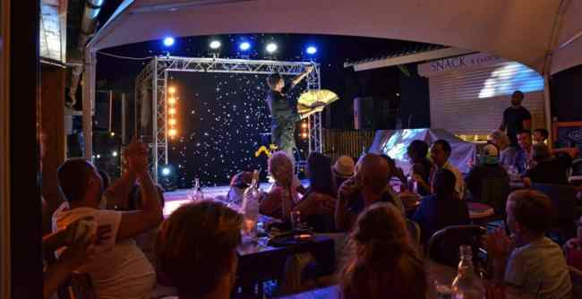 animation spectacle camping magie frejus