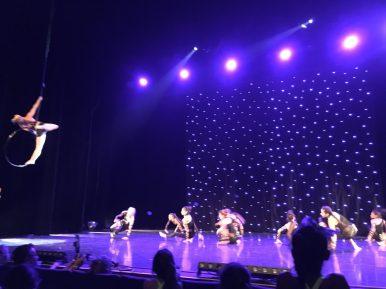 gala da danse et magie