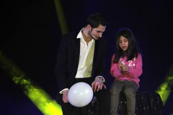 spectacle enfant alex le magicien ballon