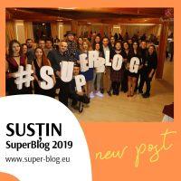 Sustin Spring SuperBlog 2019