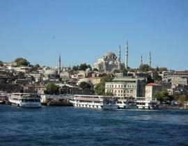 stadtrundfahrt istanbul Bootstour auf dem Bosporus in Istanbul