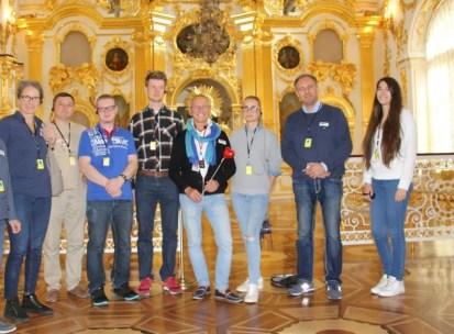 St. Petersburg Reisen -mit Reiseleiter Sergej Yakovlev