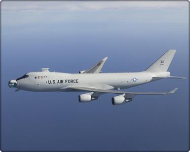 Boeing Airborne Laser (ABL) Image