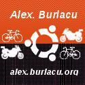 Logo blog Alex. Burlacu