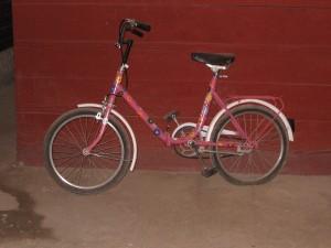 Bicicleta de la Bibi 2