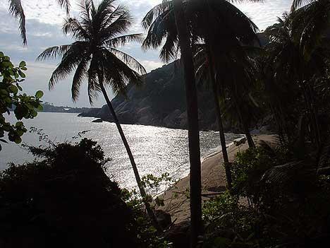 Koh Phangan - Haad Rin beach