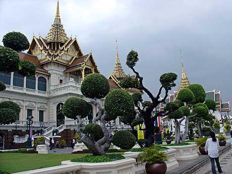 royal palace fairy garden