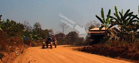 laos cambodia border Voeung Kam