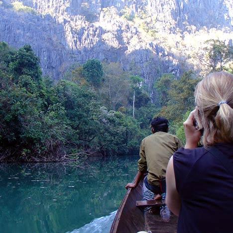 Tham Khonglor Cave