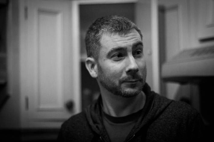 A portrait of Dave - A photo by Alex Leonard