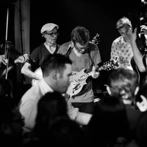 Jamming up a storm - a photo by Alex Leonard
